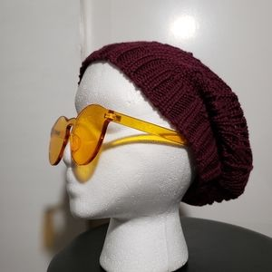 H&M Knit Beret Beanie